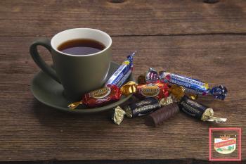 Кондитерские изделия к чаю