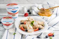 Блинчики со сметаной на завтрак – любимый вкус детства!
