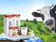 Молоко вкуснее летом!