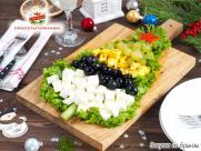 Накрываем Новогодний стол: холодные закуски.