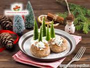 Накрываем Новогодний стол мясными деликатесами: зразы с грибами, котлеты «Киевские», фрикадельки мясные.