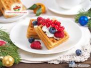 Накрываем Новогодний стол ПРОДУКТАМИ ЕРМОЛИНО: десерт.