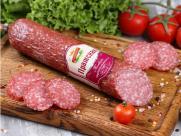 Сырокопченая колбаса «Пражская» снова в продаже!