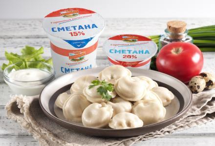 Быстрый ужин «по-русски» с ТМ «ЕРМОЛИНО»!