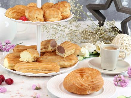 Пирожные ТМ «ЕРМОЛИНО» в Балашихе и Реутове