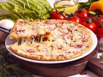 Триумфальное возвращение пиццы!