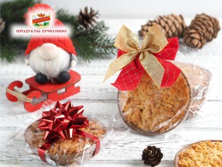 Украшаем новогоднюю ёлку: игрушки из печенья и кексов.