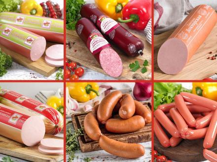 Вкусная колбаса ТМ