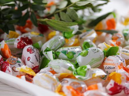 Вкусные конфеты. Особенности современного производства