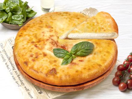 Закрытые пироги SLOZZA с сыром скоро в вашем городе!